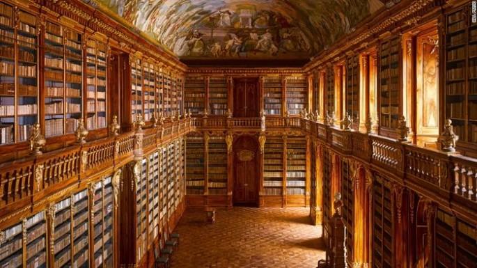 les-plus-belles-bibliotheques-du-monde-abbatiale-de-strahov