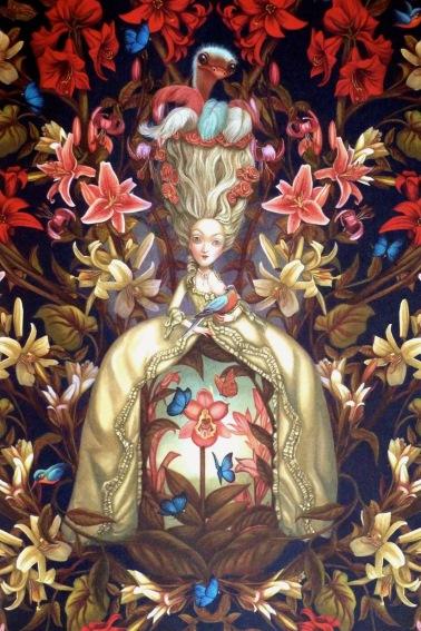 Marie-Antoinette Carnet secret d'une reine de Lacombe